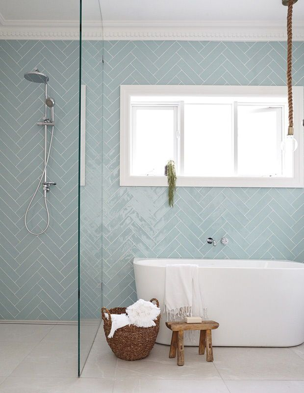 Color Crush: Powder Blue Infuses Light-As-Air Charm Into Any Room