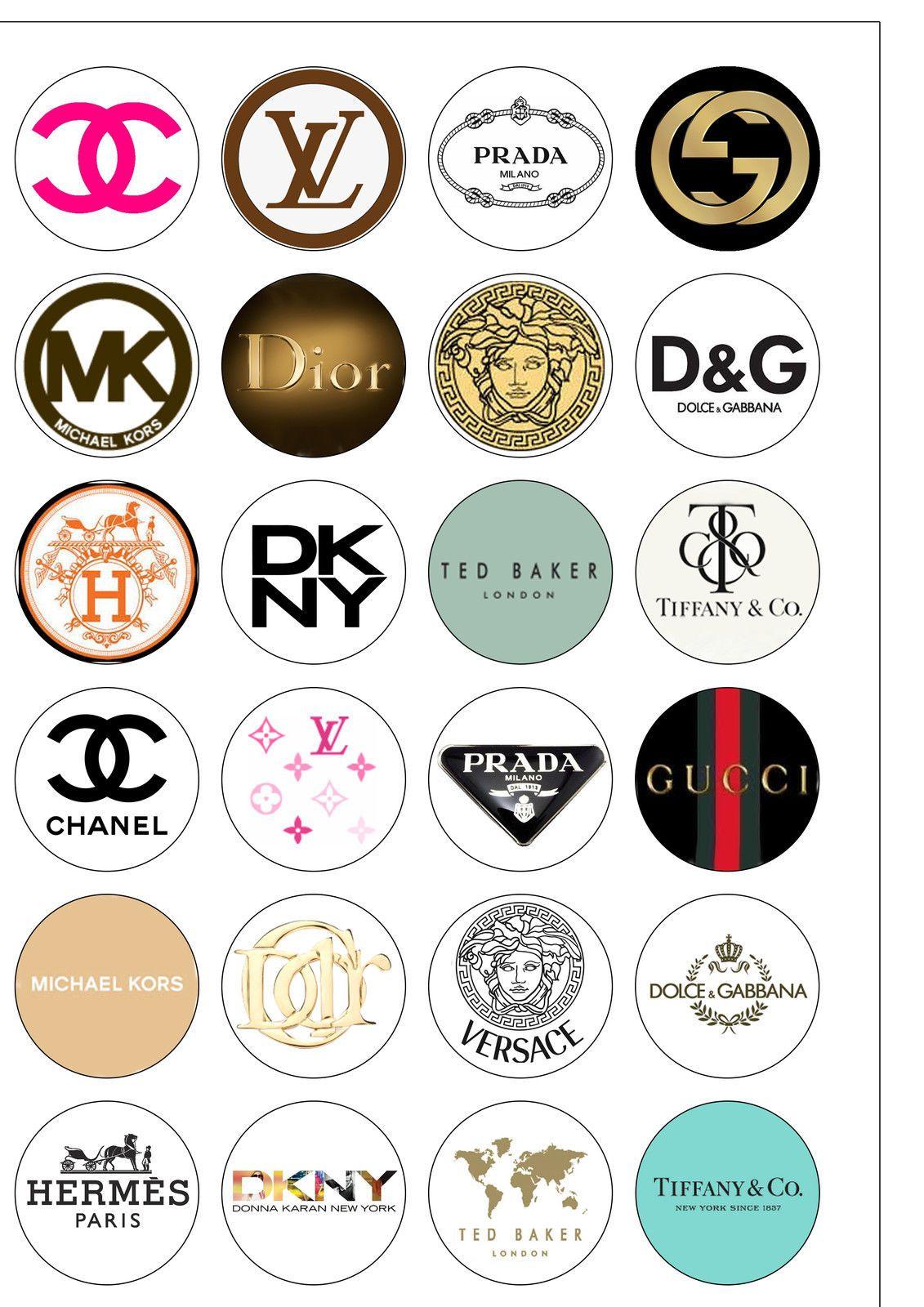 Designer brands Bottle cap images