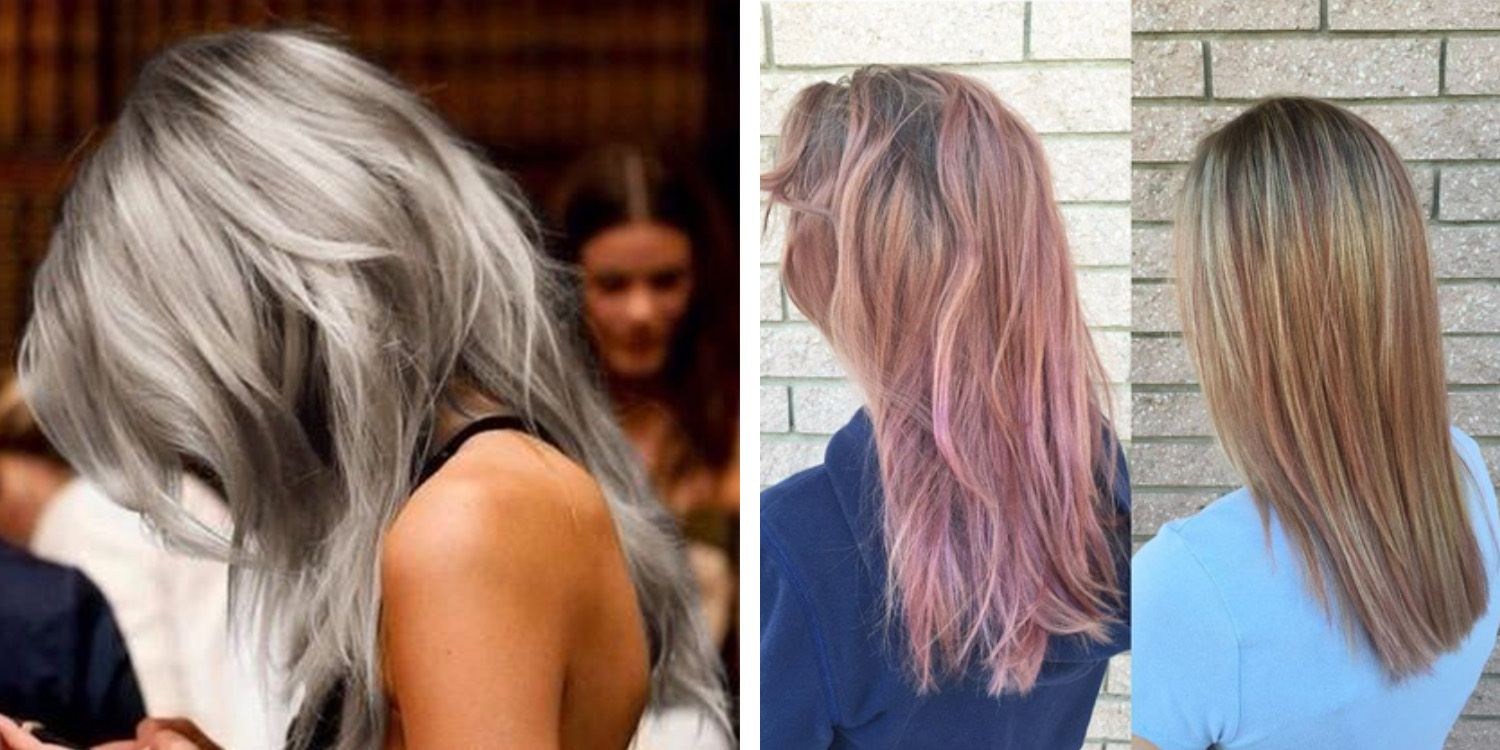 Matrix Color Hair Style Examples Gray Hair Pinterest White
