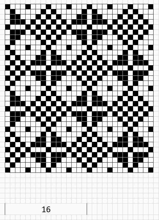 Wayuu Mochila pattern | patrones | Pinterest | Croché, Bordado y ...