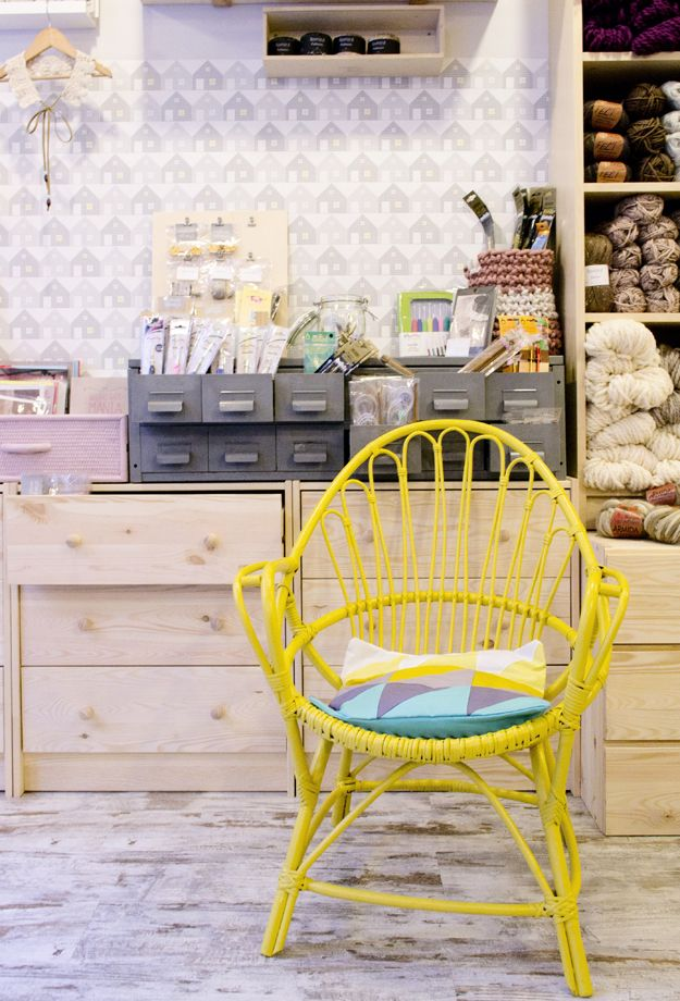 El nuevo look de Nido de Abeja | Craft Room Inspiration | Pinterest ...