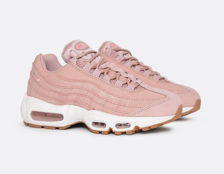 nouveau produit 7d0f8 6f595 Air max 95 pink femme | style | Shoes, Happy shoes, Sneakers ...