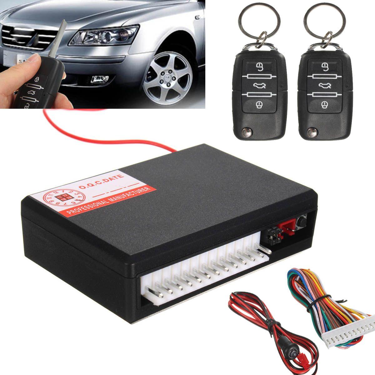 Car Auto Remote Control Central Kit Door Lock Locking Vehicle