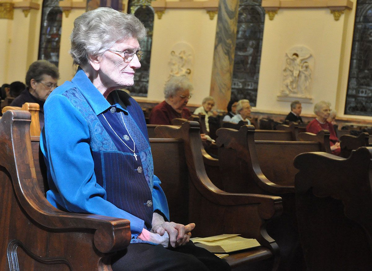 Sisters of Providence keep ties to history, extend Mother Theodore's mission of faith