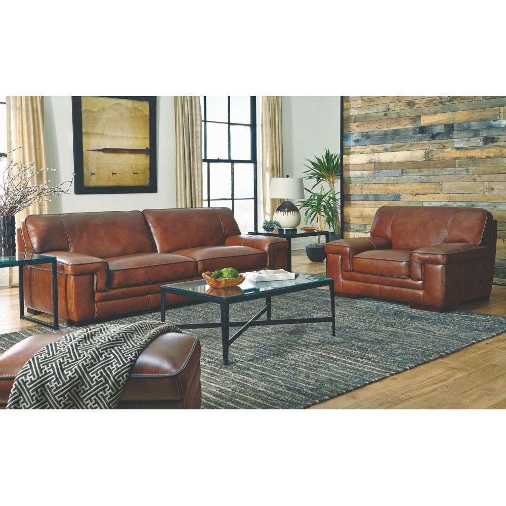 Macco Leather Living Room Set Room Furniture Design Leather
