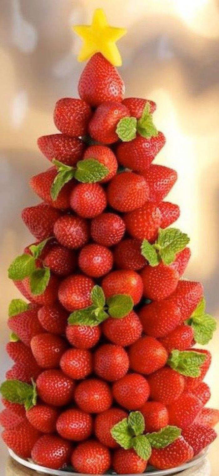 aardbeien met slagroom - Google zoeken