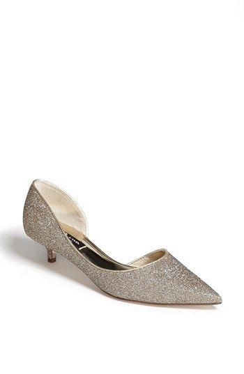 35ec82e2725b Nina  Edythe  Pump available at  Nordstrom  ceremony shoes