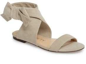 07707a40067a Sole Society Calynda Bow Ankle Wrap Sandal