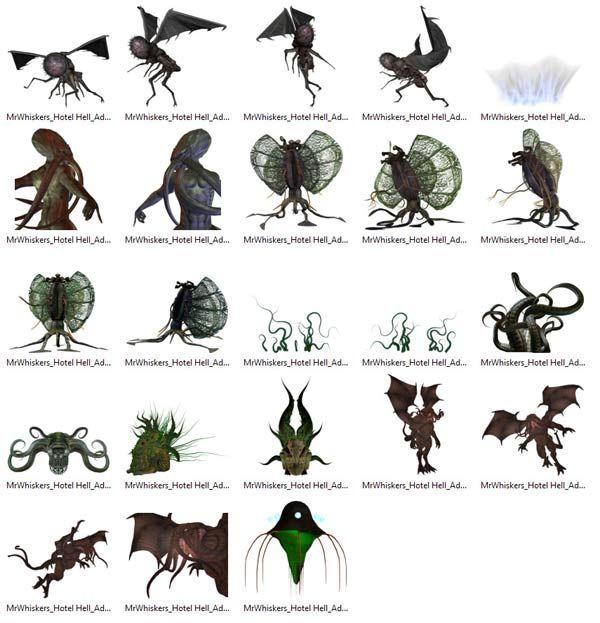Exploring Character Design Pdf : H p lovecraft google search mythos pics