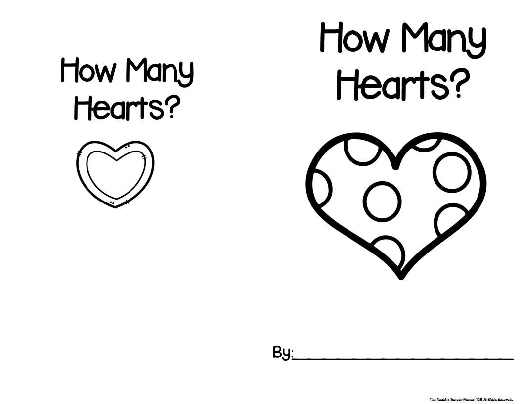 How Many Hearts Student Booklet Free