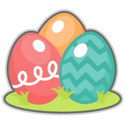 Pin on Silhouette Portrait: cutting files Easter Clip Art Free Cute