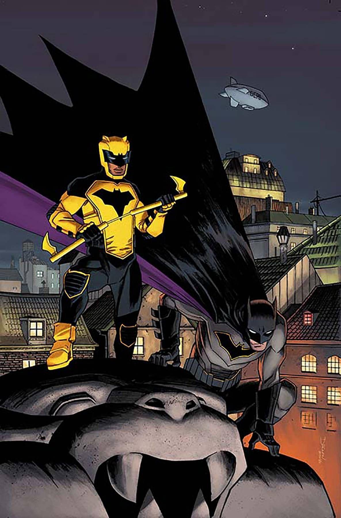 ALL STAR BATMAN #3 Declan Shalvey Variant | Only The Best