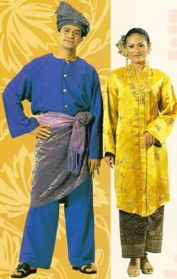 Malaysian Traditional Costumes Hanbok Traditional Dresses Fashion