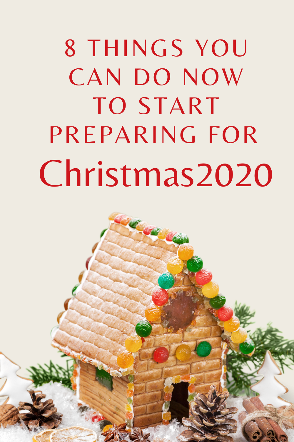 Preparing For Christmas 2020 8 things you can do now to start preparing for Christmas 2020