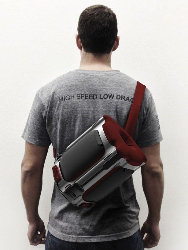 Fuelme A Messenger Bag For Bodybuilders Or Fitness