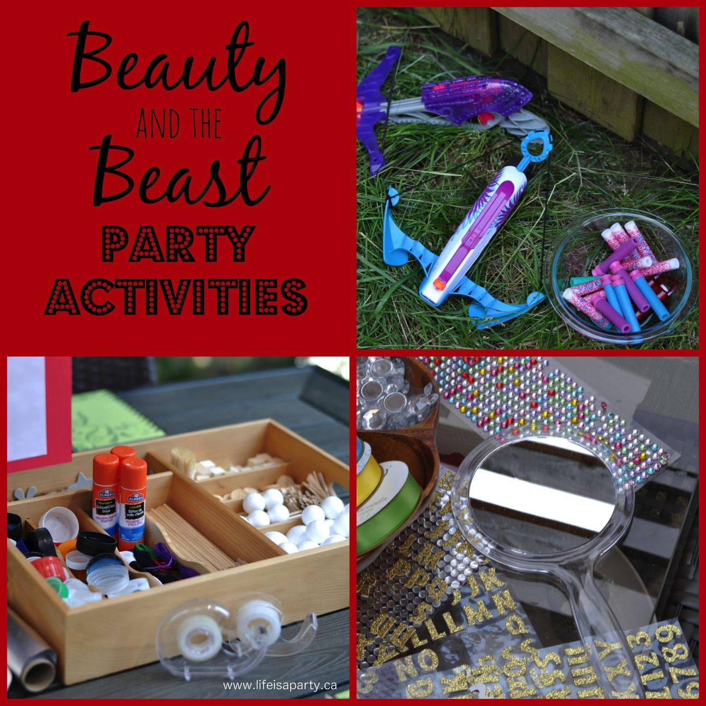 beauty and the beast party activities 5 great beauty and beast