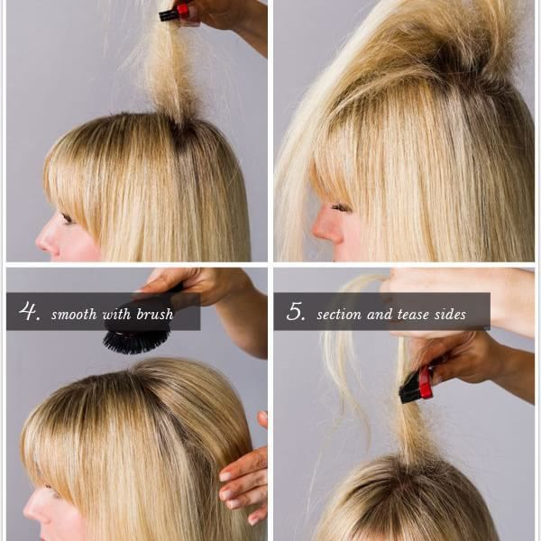 21 Second Day Hairstyle Tutorials Second Day Hairstyles 2nd Day Hair Hair Styles