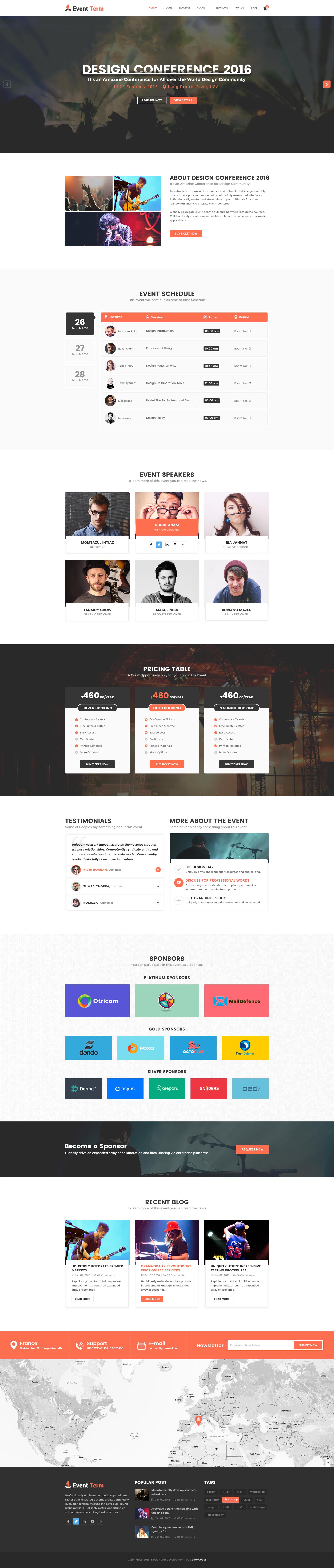 Pin By Khandaker Rasel On Website Design    Psd
