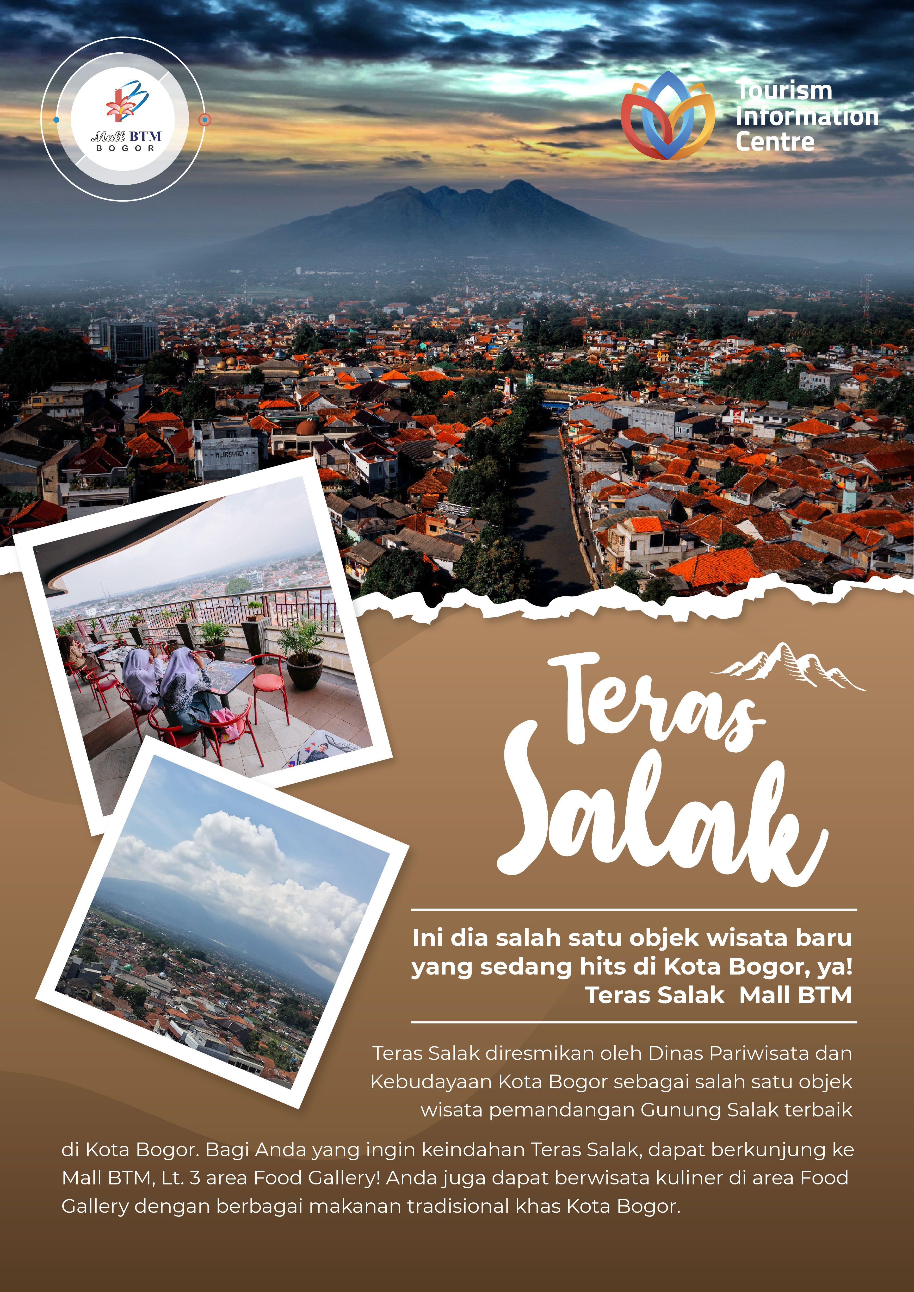 Campaign Poster Kota Bogor Pemandangan Budaya