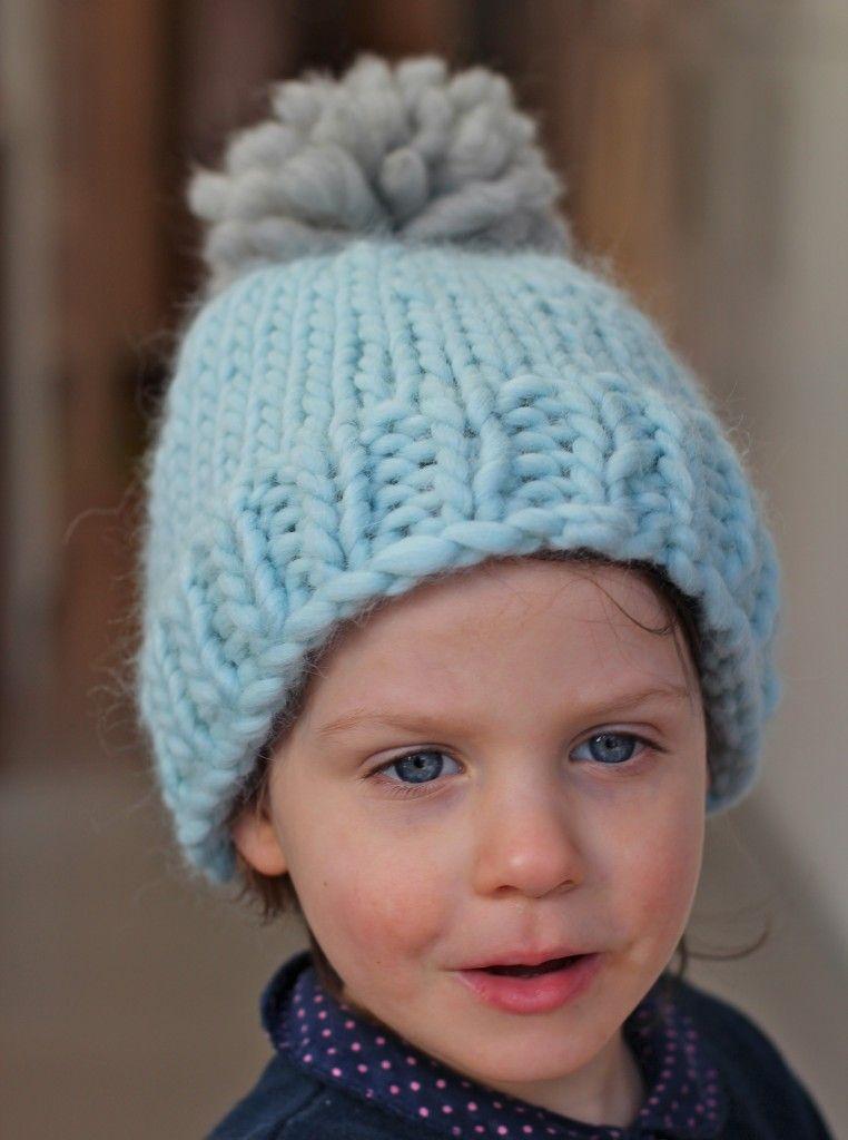 Free Hat Knitting Patterns Bobble Hats Rowan And Knit Patterns