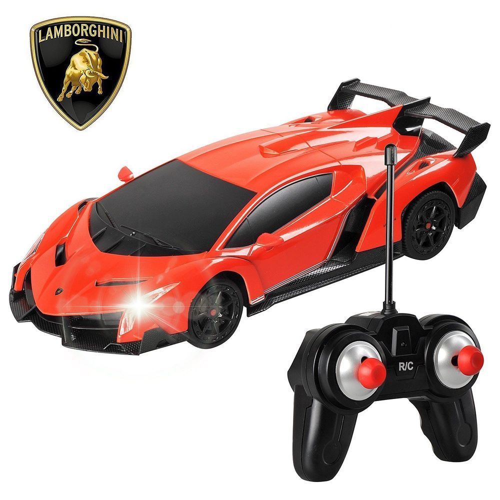 Electric Cars Lamborghini Veneno Fast And Furious Remote