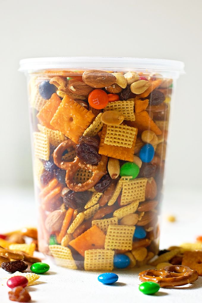 After School Snack Mix - Life Made Simple