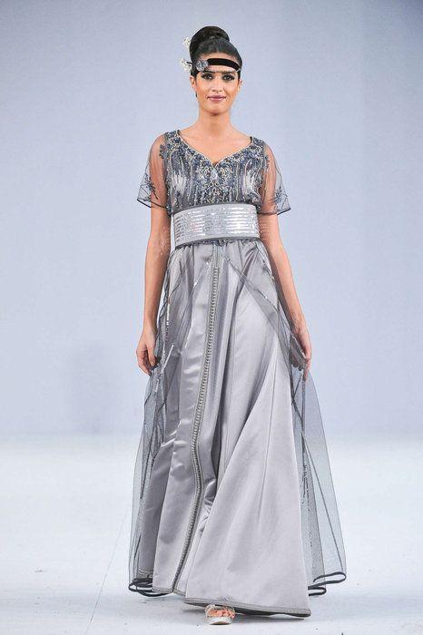 Abadi Najia Ws | Moroccan dress, Moroccan fashion, Arab