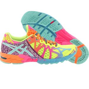 Asics Women Gel-Noosa Tri 9 (yellow / flash yellow / turquoise / berry