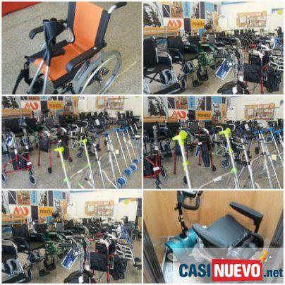 Sillas de ruedas y scooter electricos para discapacitados for Sillas baratas segunda mano