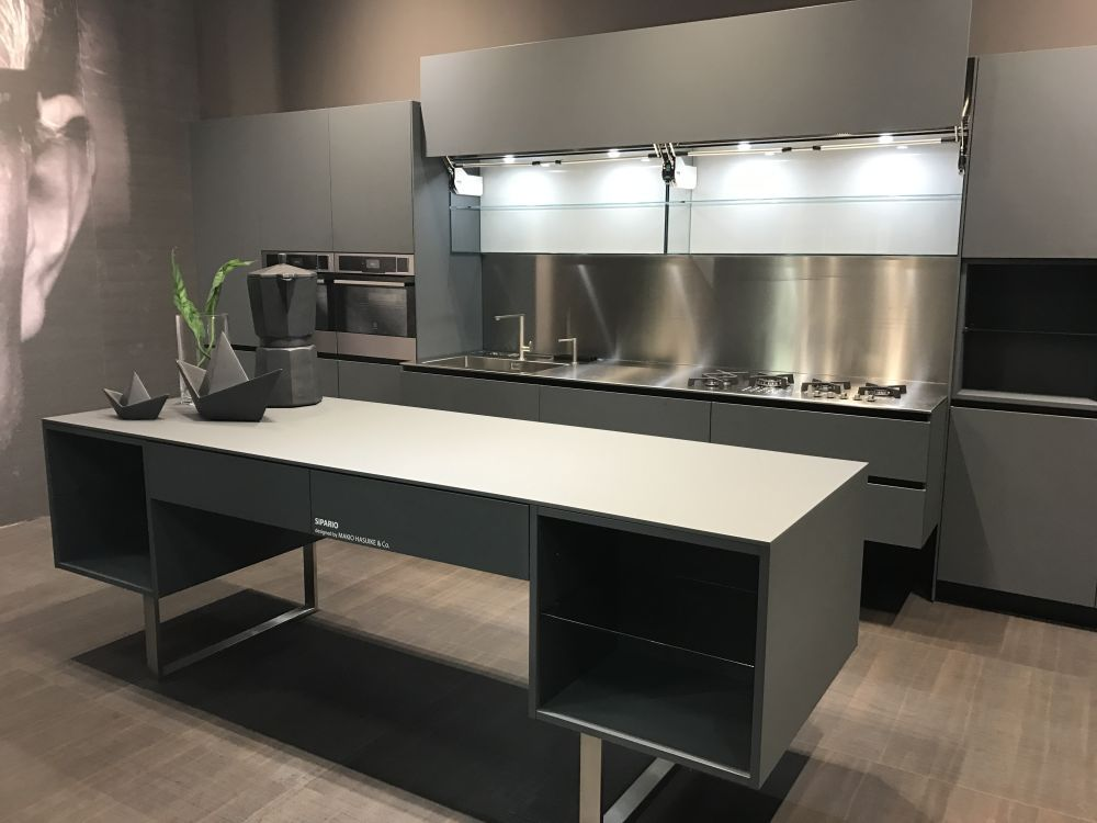 New Trends And Innovations From The Livingkitchen 2017 Fair Fascinating Kitchen Design Innovations Design Inspiration