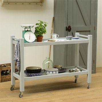 Timzowood Living - Tafels en werktafels voor in de keuken, woonkamer ...