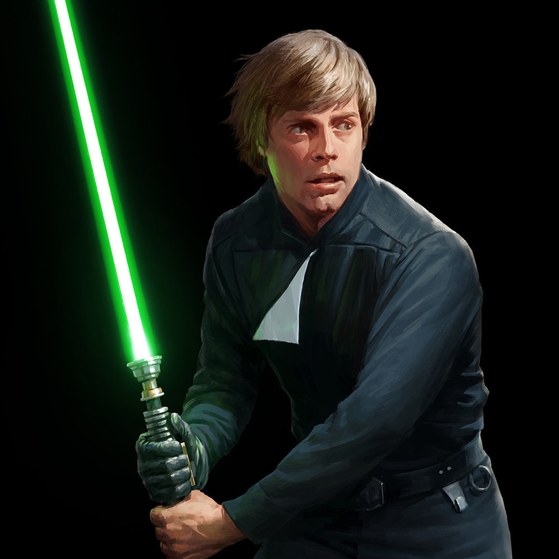 Post Anything From Anywhere Customize Everything And Find And Follow What You Love Create Your Ow Star Wars Geek Star Wars Luke Skywalker Star Wars Movie