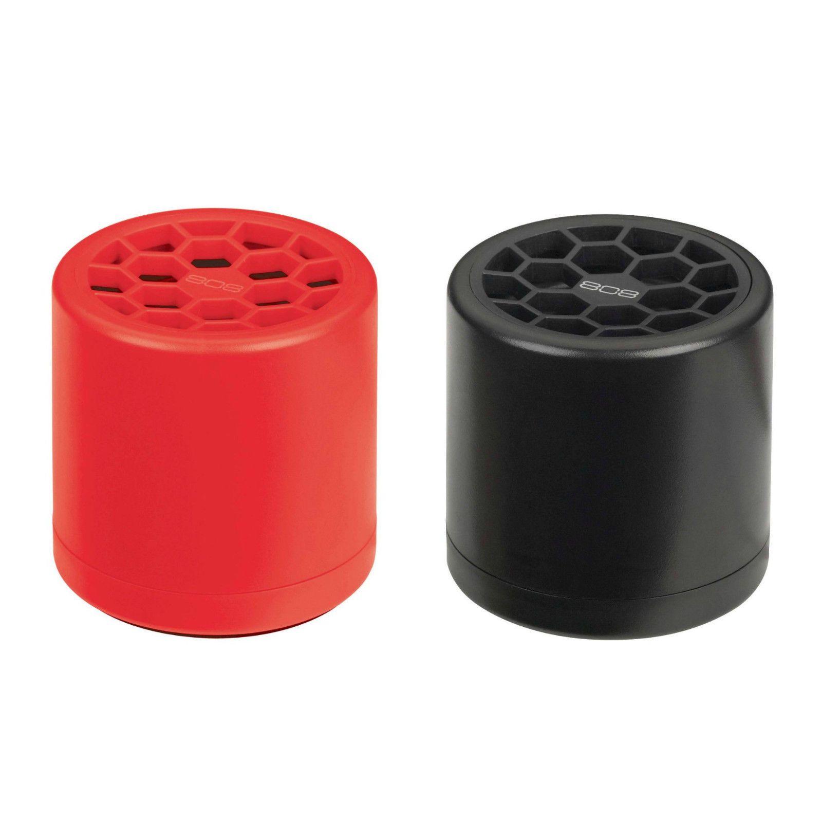 10 Thump Bluetooth Wireless Speaker Portable Convenient Black or