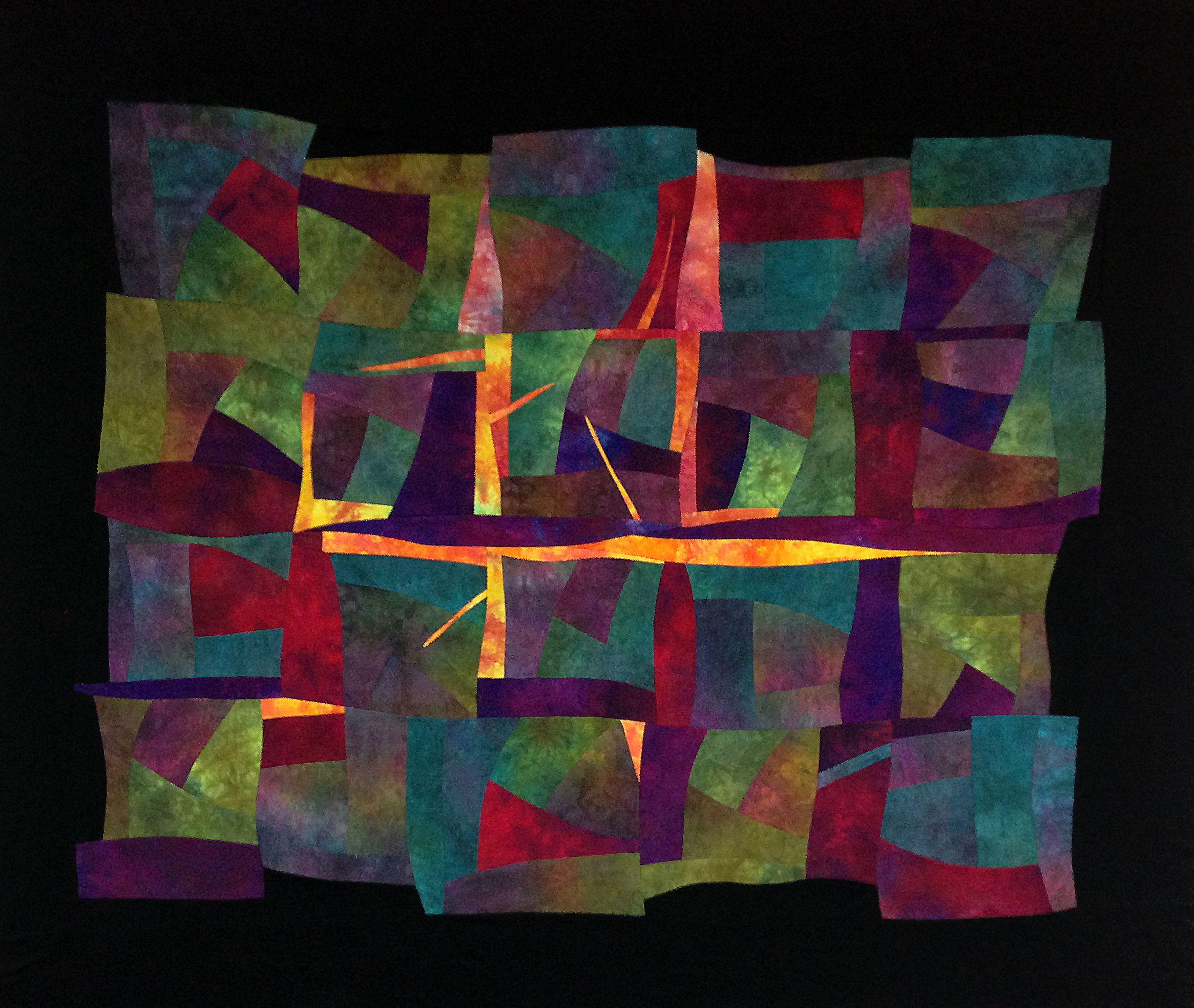 Color art dubai - Fabric Art