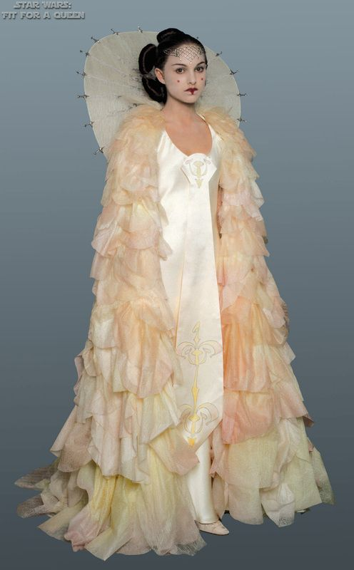 Padme\'s Parade Gown Instructions   AG costumes   Pinterest   Padme ...