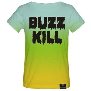 Image of Buzz Kill Blue to Yellow Ombre