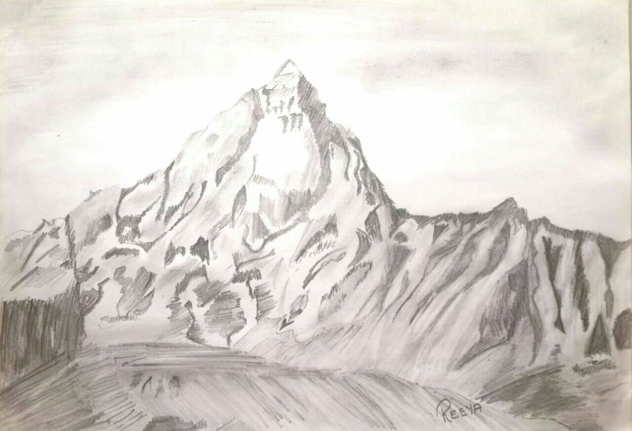 geometric mountains Google Search Nature