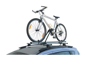 BICI 3000 - Bike rack, pre-assembled, has anti-theft and is suitable for any kind of bike with frames from 30 to 75 mm - Now £55.46