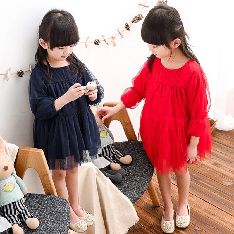 Wholesale Kids Clothes Girls Formal Dress 2016 Spring Summer