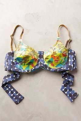 Maaji Aventure Top Navy #Swimwear #anthrofave