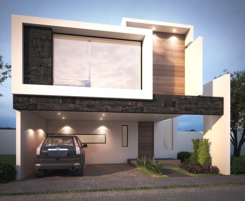 Casa en pre venta parque guanajuato lomas de - Fachadas edificios modernos ...