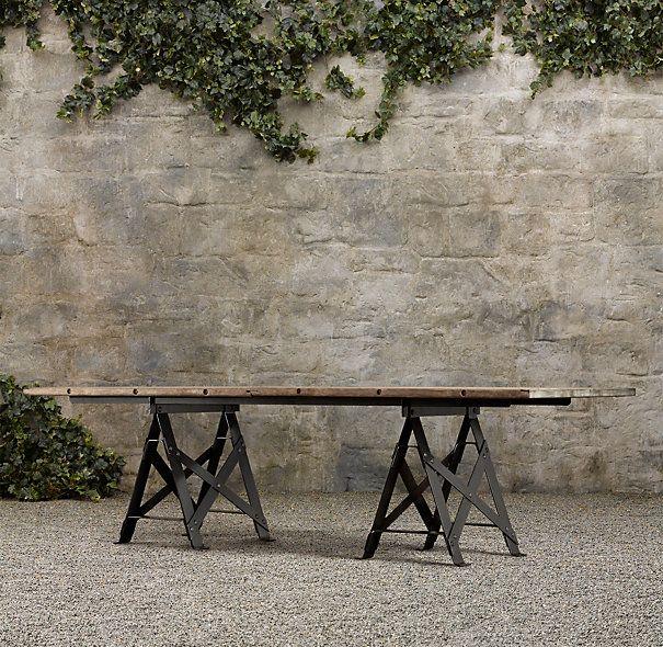 Brickmaker S Dining Table Dining Table Dining Table