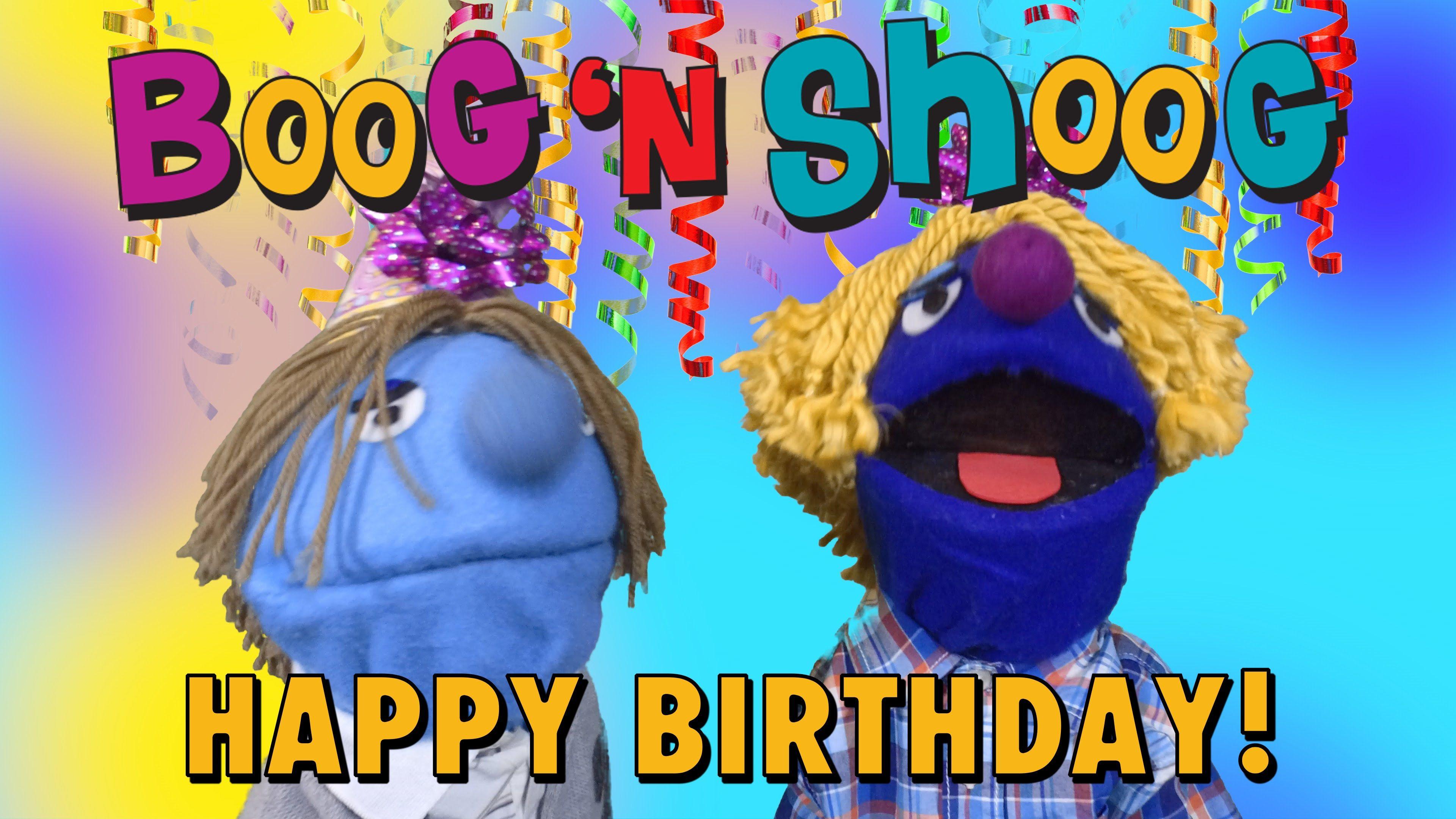 Happy birthday to you boog n shoog boog n shoog pinterest happy birthday to you song sing along video card with boog n shoog happy birthday to you let boog n shoog b bookmarktalkfo Gallery