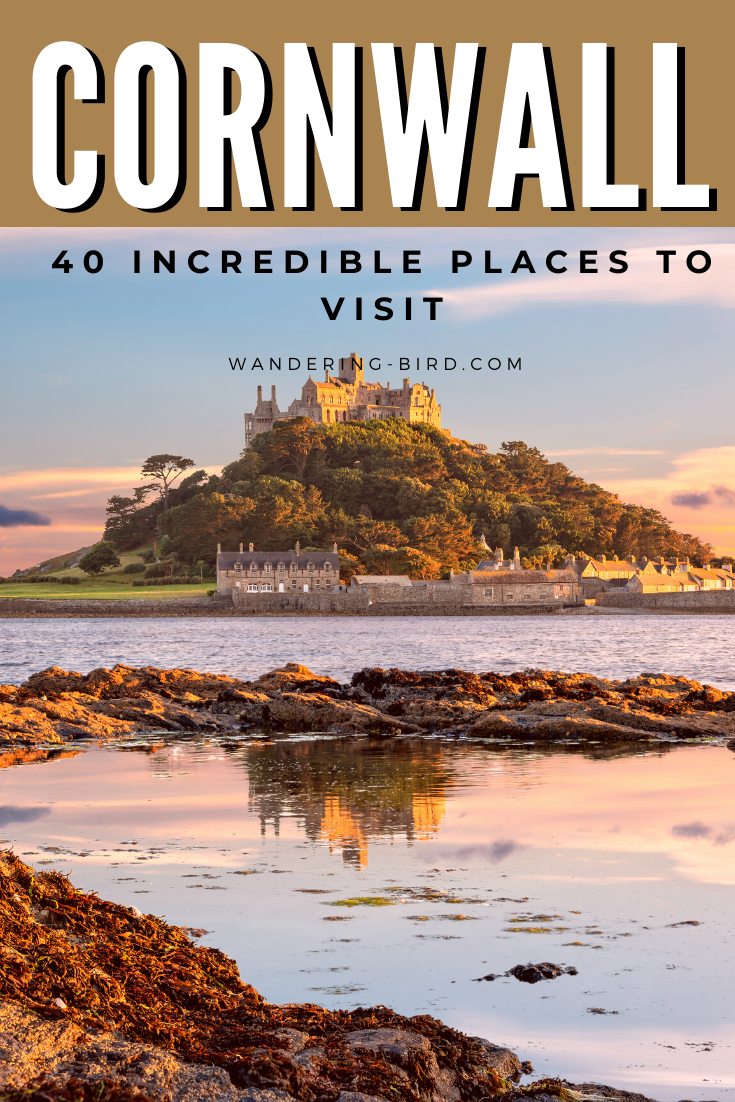 Cornwall, UK- 40 Incredible Things to do!