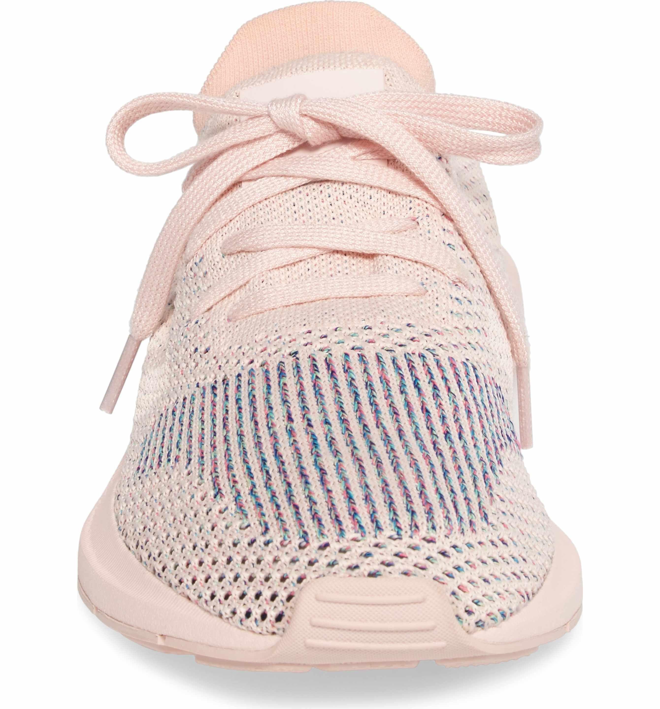 swift run primeknit scarpa scarpe donne, swift e adidas