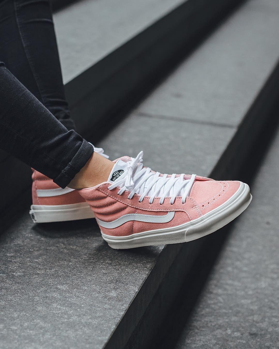 vans highland rosa