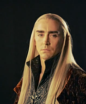 aprilwindworld:  Thranduil <333     April will not let me answer my boss! hahaha! THIS IS GLORIOUS!