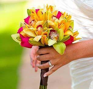 Maui Wedding Bouquets Ceremony Flowers