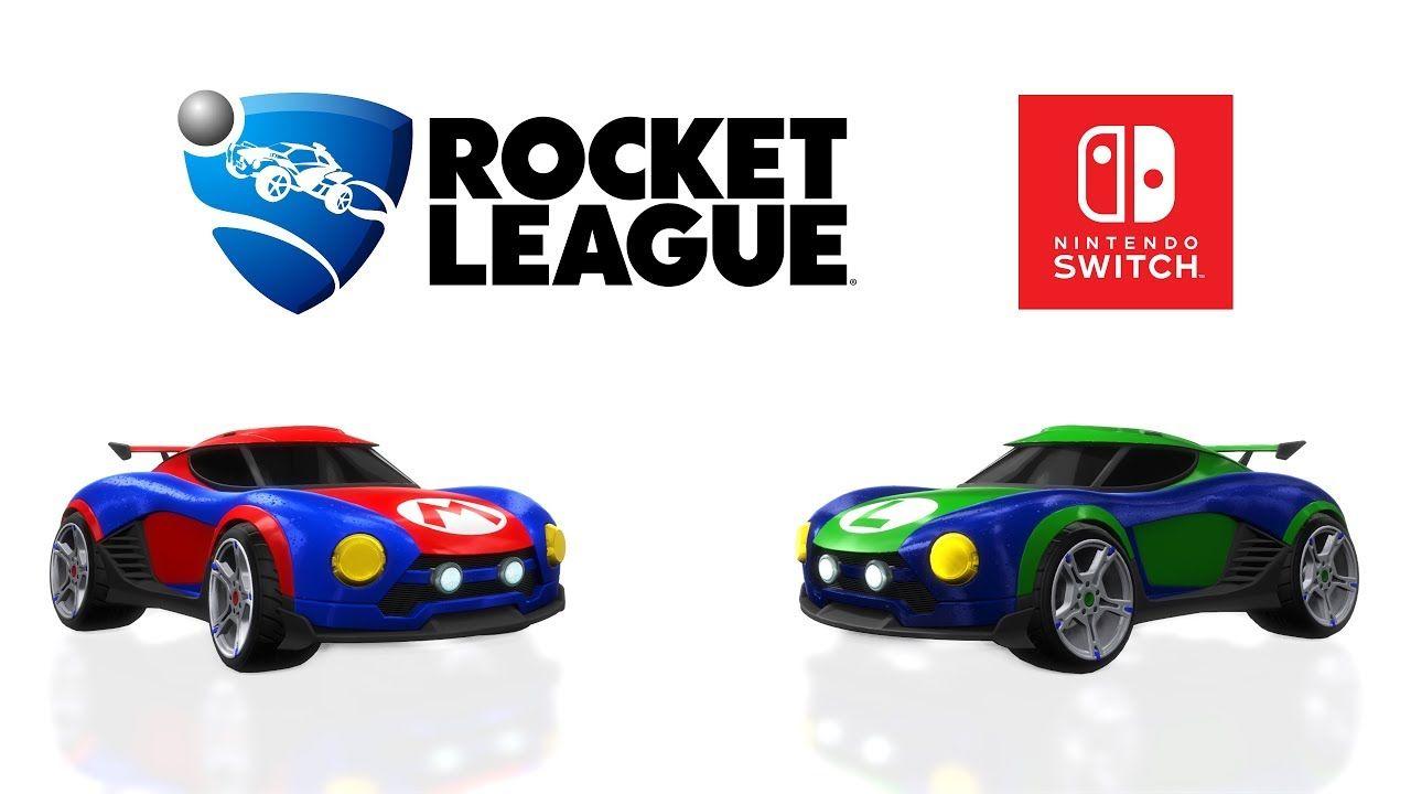 Home In 2020 Rocket League League Nintendo Switch