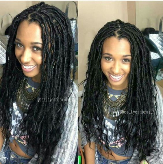 12 Flawless Pics Of Dess Locs Inspired By Meagan Good
